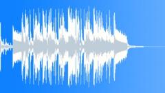 Midday News 128bpm B - stock music