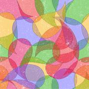Abstract transparent background. Stock Illustration