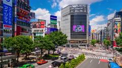 Shibuya Stock Footage