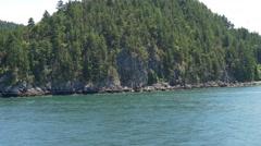 Bowen island Stock Footage