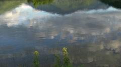 Three Valley lake Stock Footage