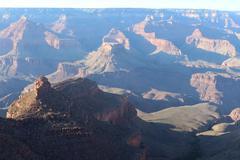 Grand Canyon Bright Angel Trail Stock Photos