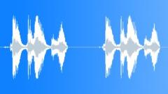 Curassow 3 - sound effect