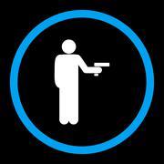 Robbery icon Stock Illustration
