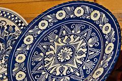 Romanian traditional ceramics 18 Stock Photos