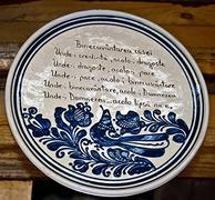 Romanian traditional ceramics 20 Stock Photos