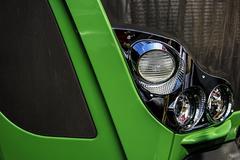 Auto Lighting System 3 - stock photo
