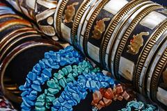 Trinkets and jewelry 7 - stock photo