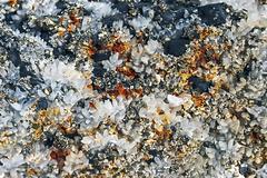 Crystal stones 7 - stock photo