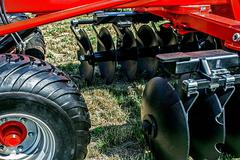 Agricultural equipment.Details 94 - stock photo