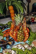 Arrangement of food 53 - stock photo