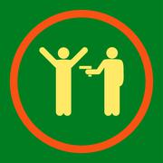 Stock Illustration of Crime icon