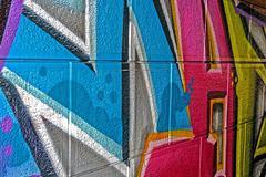 Graffiti 9 Stock Photos