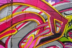 Graffiti 7 - stock photo