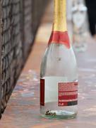 Trap in bottle Stock Photos