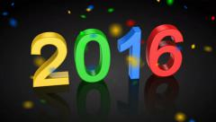 New Year 2016 Arkistovideo