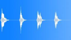 Shine Mallet Tone Message ( 4 items ) Sound Effect