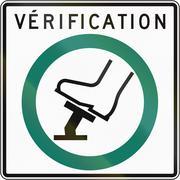 Brake Check in Canada Piirros
