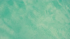 Tropical Water Surface Background Arkistovideo