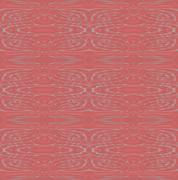 Seamless ornaments red gray Stock Illustration