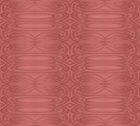 Seamless ellipses pattern red brown - stock illustration