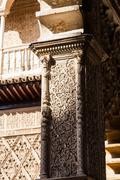 Stock Photo of Seville Alcazar