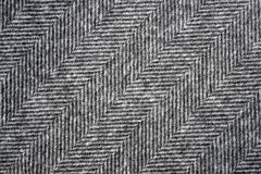 Herringbone tweed background - stock photo