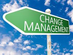 Change Management Stock Illustration
