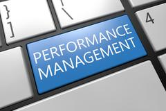 Performance Management Stock Illustration