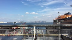 One World Trade Center (Freedom Tower). Nyc Stock Footage