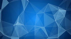 Geometrical abstraction 4K Stock Footage