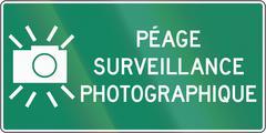 Stock Illustration of Toll Surveillance In Canada
