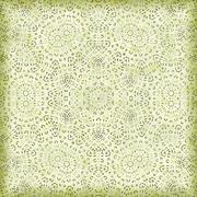 Vintage concentric pattern Stock Illustration