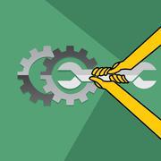 Engineering Stock Illustration
