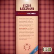 Vertical vector banner/background for web design or advertising, EPS10. Piirros