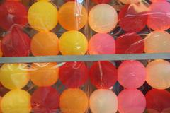 Set of colorful ball light for sale Stock Photos