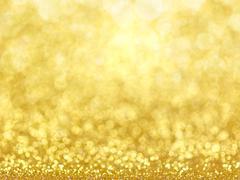 Gold Festive Christmas background. Kuvituskuvat