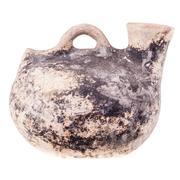 Ancient askos Stock Photos