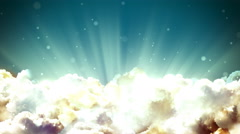 Divine Glory Stock Footage