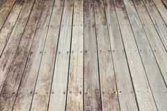 wood floor background and texture - stock photo