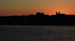 St. John's Cityline Stock Footage