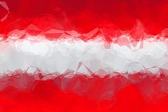 Stock Illustration of Austrian flag