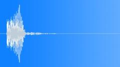 Deep Bass Liquid Hit Sound Effect