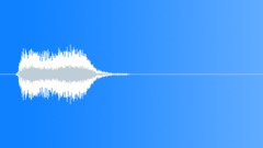 Stock Sound Effects of Horn Power Up Notification or Appear