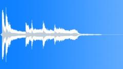 Ethnic intro stinger 1 Sound Effect