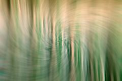 Twirl swirl abstract background - stock photo