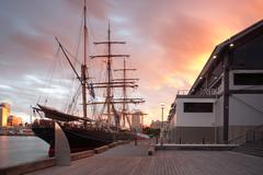 Sydney Heritage Fleet Stock Photos