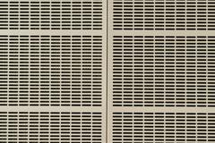 Grid wall texture - stock photo