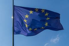 Stock Photo of flag of the EU
