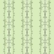 Stock Illustration of Seamless pattern of elegant flourishes